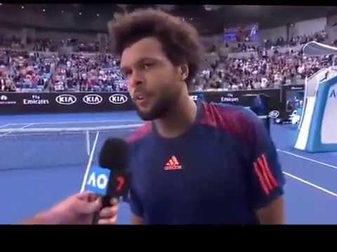 Thumbnail: The Tsonga dance & the rules of the Tsonga dance AusOpen