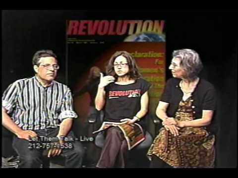 Sunsara Taylor communist, atheist and writer for Revolution newspaper