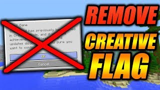How To Remove The Creative Flag - Xbox 360/PS3/Wii U
