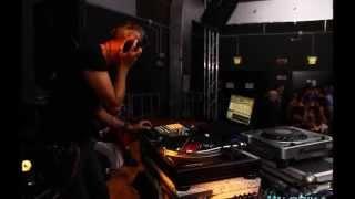 Massimo Cominotto dj opening Shabba 2014