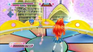 Let's Play Dance Dance Revolution Winx Club - Part 1