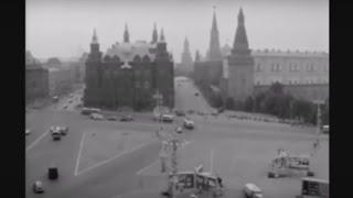 """Москва 1961-го года в американском ТВ-Шоу """"Candid Camera"""""""