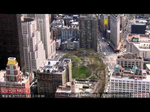 New York - Video tour nel Flatiron District, Manhattan (Parte 1)