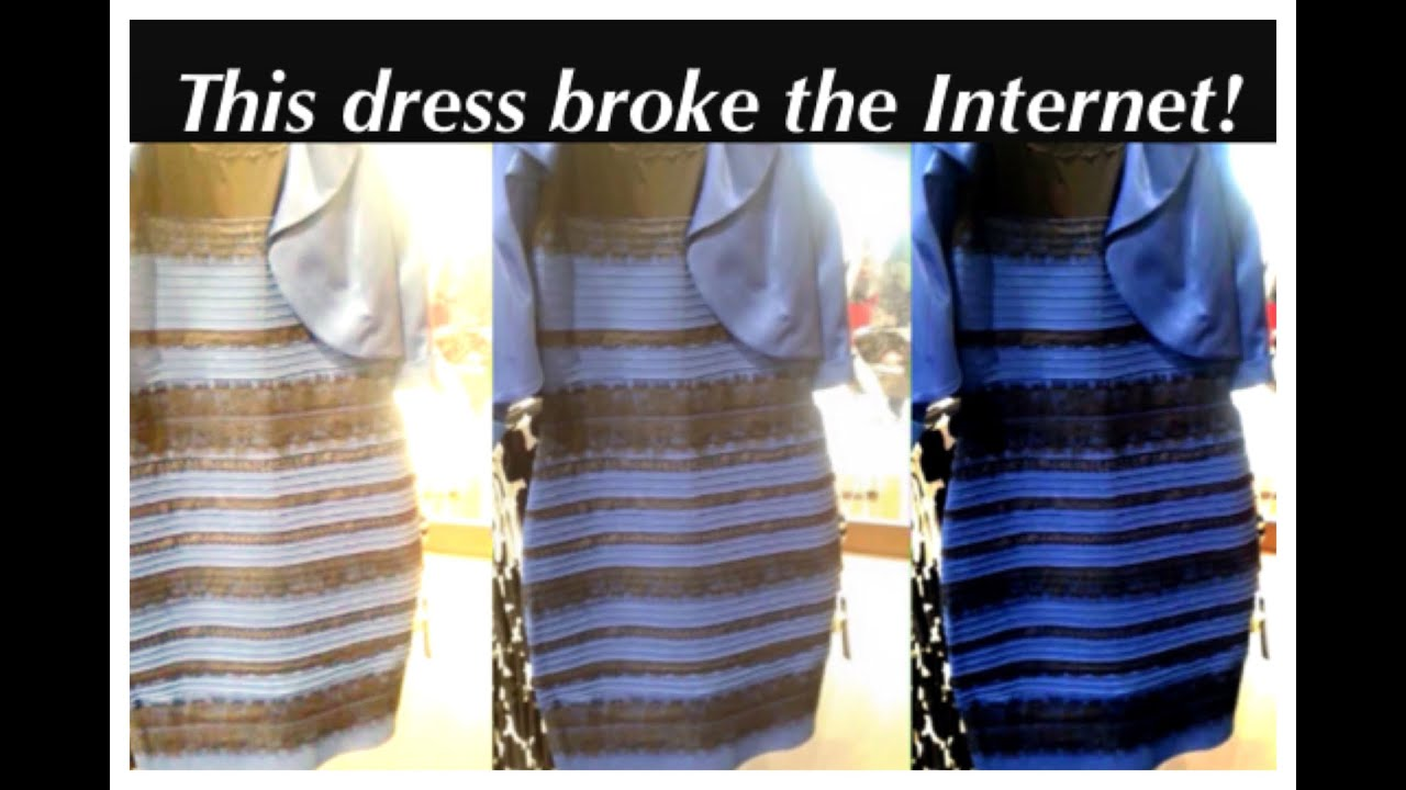 The Dress Broke Internet