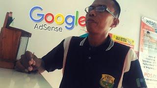 Serunya Ambil Gajian Google AdSense Pertama Kali