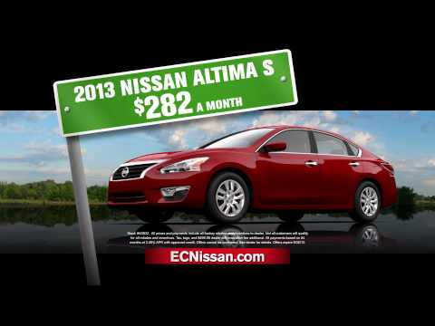 Eastern Carolina Nissan - Road to Savings