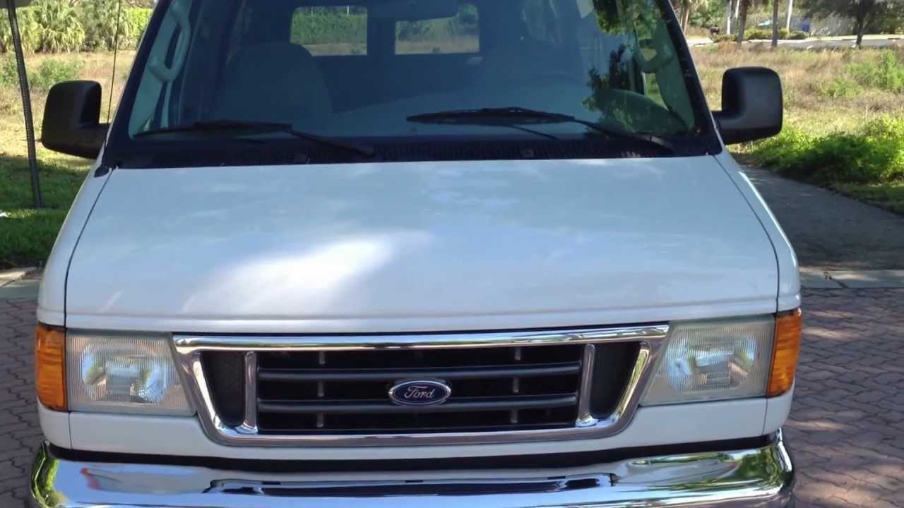 2006 ford e350 super duty passenger van view our current inventory at fortmyerswa com