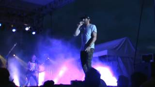 Canaan Smith Just Gettin 39 Started Tonight NEW or Night Back Dodge County Fair 2016.mp3