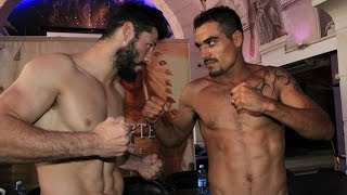 "Polo ""El Toro"" Reyes vs Jorge ""Killer"" Diaz  - Cage Fight Night - CFN"