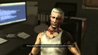 Returning to the seamy underbelly of Hengsha Adam Jensen tracks down the missing transponder of Dr Sevchenko finding more than he bargains for as he