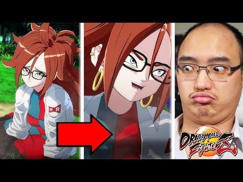 ACTING LEVEL OVER 9000 ! | Dragon Ball Fighterz Mode Histoire #14