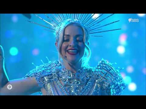 Kate Miller-Heidke - Zero Gravity - 'Eurovision: Australia Decides' Live TV National Final Mp3