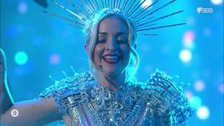 Kate Miller-Heidke - Zero Gravity - 'Eurovision: Australia Decides' Live TV National Final