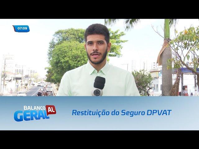 Restituição do Seguro DPVAT 2020 estará disponível a partir de hoje