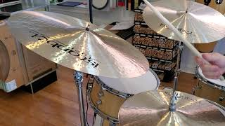 (SOLD) Cymbals - Istanbul Agop 20 Traditional Jazz Ride