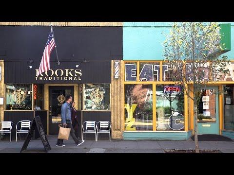 Retail Survey: Division Street, Portland, Oregon