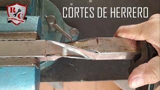 """SECRETOS DE HERRERÍA 1a Parte """"CORTES"""""""