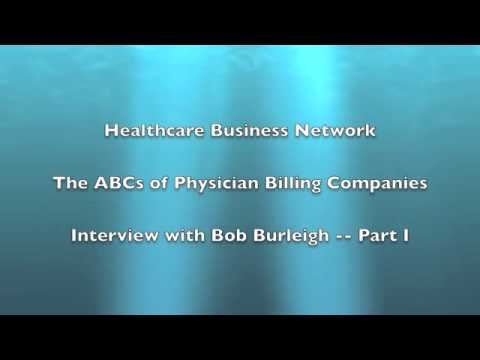 The ABCs of Physician Billing Companies (Part I)