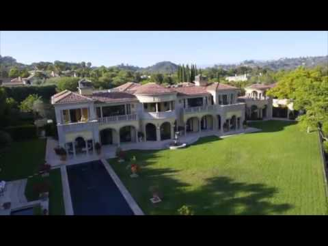 FREE Footage of Mansion in Beverly Hills