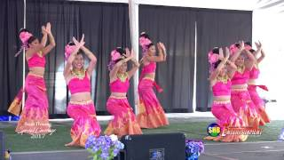 SUAB HMONG ENTERTAINMENT:  Luna Bella's - Dancing Competition R2 - 2017 Hmong Wausau Festival