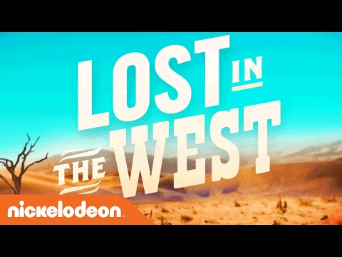 Lost in the West | Official Movie Trailer | Nick