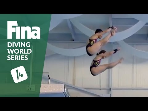 Trailer - FINA/NVC Diving World Series 2016 - Canada