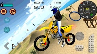 Motocross Beach Jumping 3D Android Gameplay 2017