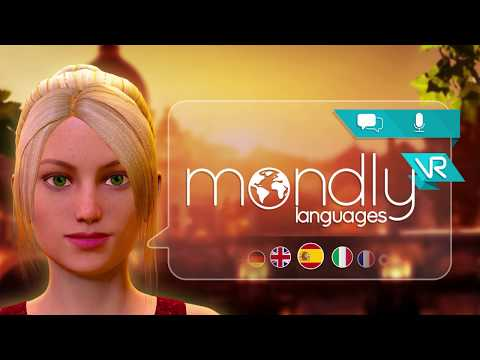 Mondly: Learn Languages in VR - Apps on Google Play