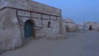 Декорации Звёздных Войн, Тунис