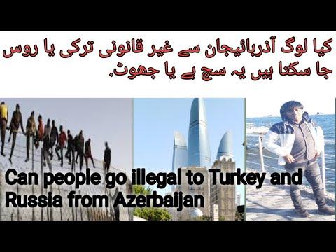 Azerbaijan ki TRC pe kitne mulkon me visa free entry he