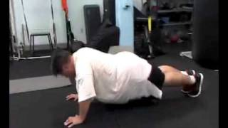 Hawaii man loses 100 pounds in 6 months and does his first set of push ups