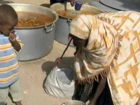 Many People in War-torn Mogadishu Go Hungry
