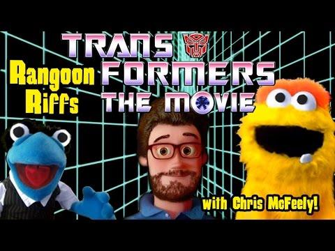 Rangoon Riffs: Transformers: The Movie (1986) Riff Audiotrack