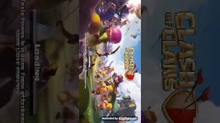 Comparison of Clash of clans and Bahubali 2 the game