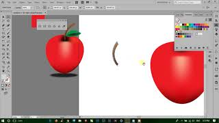 How to makeup Illustrotor CC 2018 APPLE