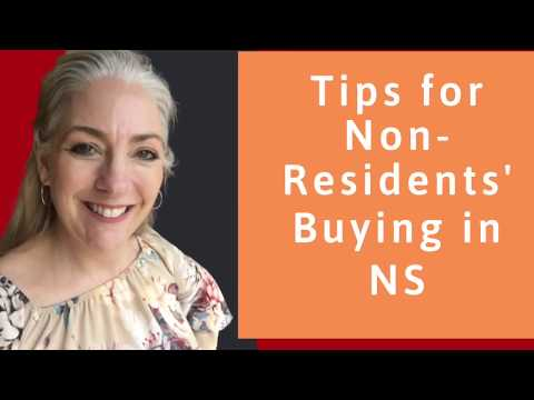 Tips For Non Residents Buying Property In Nova Scotia