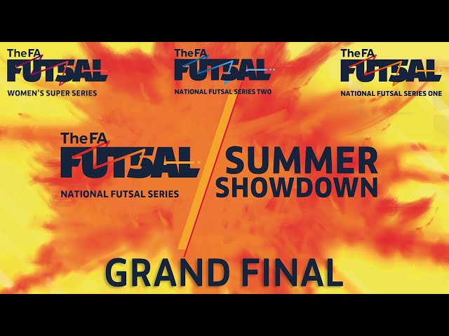 National Futsal Series / Summer Showdown GRAND FINALS
