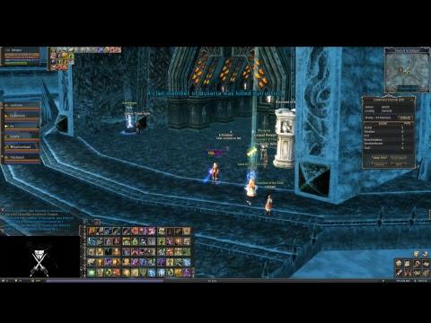 Lineage 2 - Naia - DragonHuntrers - Castle Siege