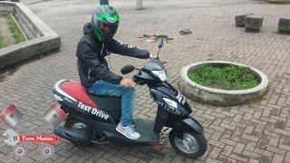 Suzuki Let's 110 Test Drive + Ficha Técnica | ToroMotos