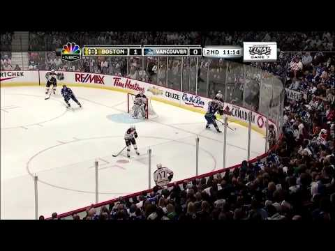 2011 Stanley Cup Finals - Vancouver Canucks vs Boston Bruins Game 7 Highlights 6/15/11