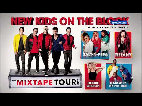 Wake Up Call - New Kids On The Block Is Going On Tour!