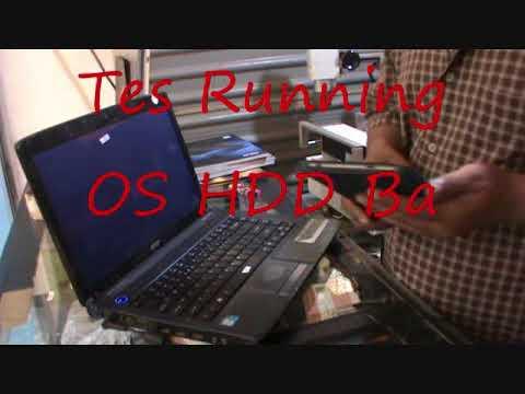 Acer 4740 Lampu Charger Di Motherboard Kedip Kedip Youtube