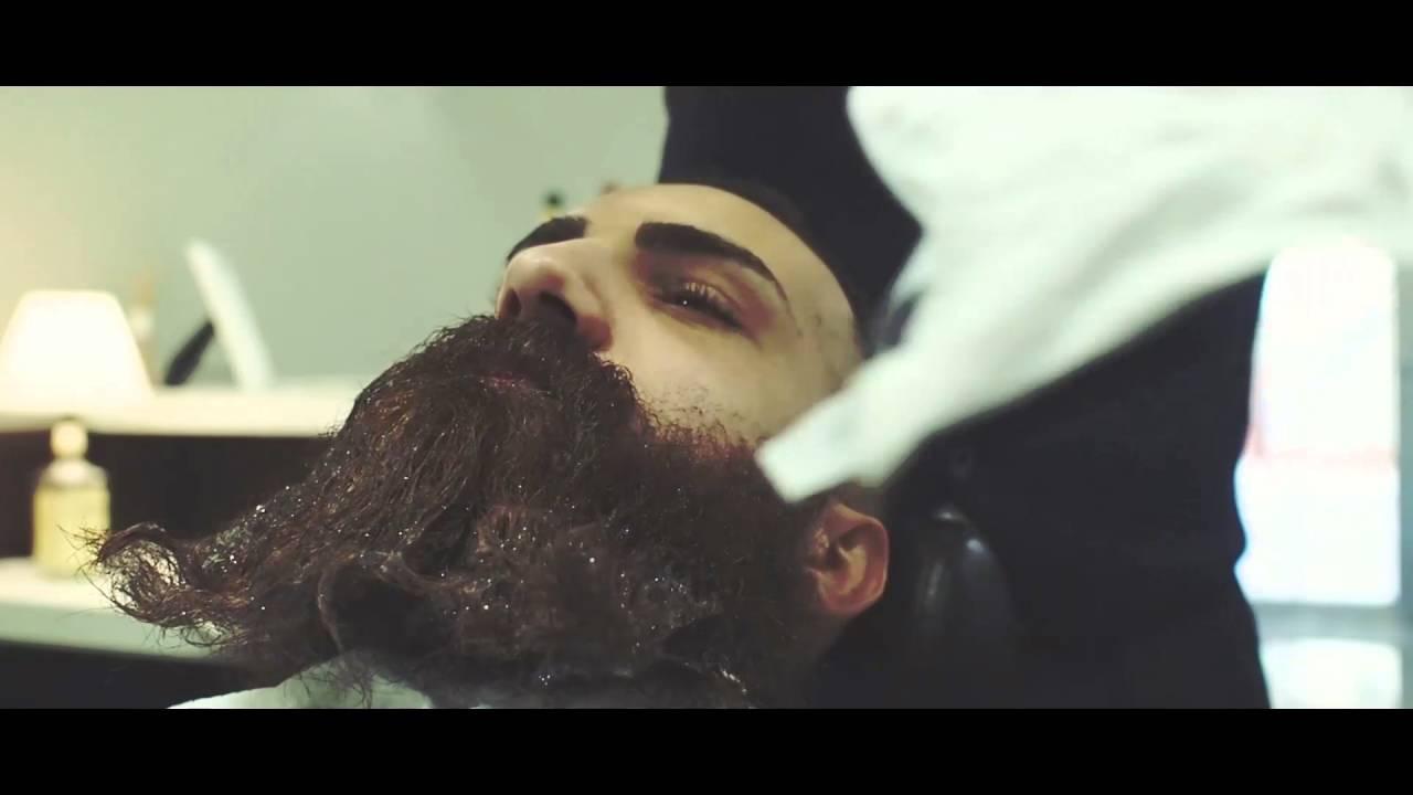 Realizzazione marino barber shop sen martin youtube for Sen martin arredo per barber shop