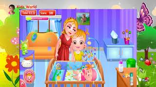 Baby Hazel Games-Baby Hazel Newborn Baby-Kids World Kem Channel