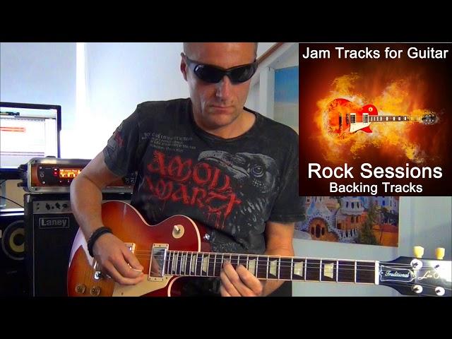 Backing Tracks Guitar - GuitarTeamNL - YouTube