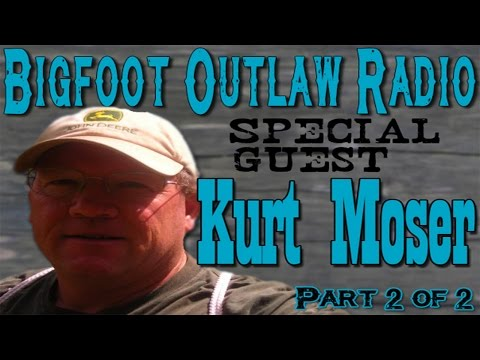 Bigfoot Outlaw Radio Ep. 2 Part 2 Bigfoot In Oklahoma