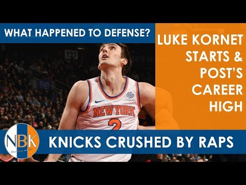 Luke Kornet starts and Post's a Career High; What happened to Defense?