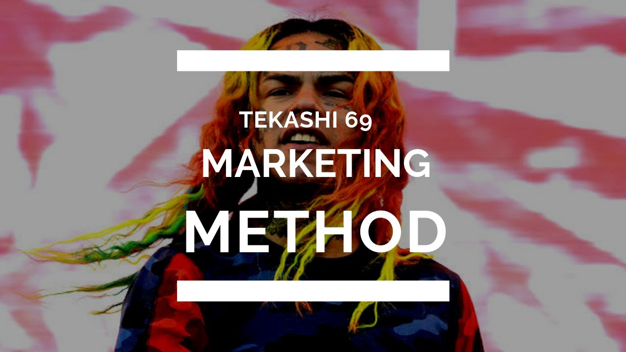 Tekashi 69 Marketing Method (How To Sell Beats Online)