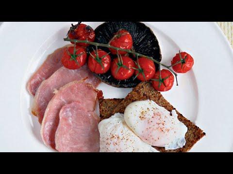 Настоящий английский завтрак мастер-класс от Гордона Рамзи