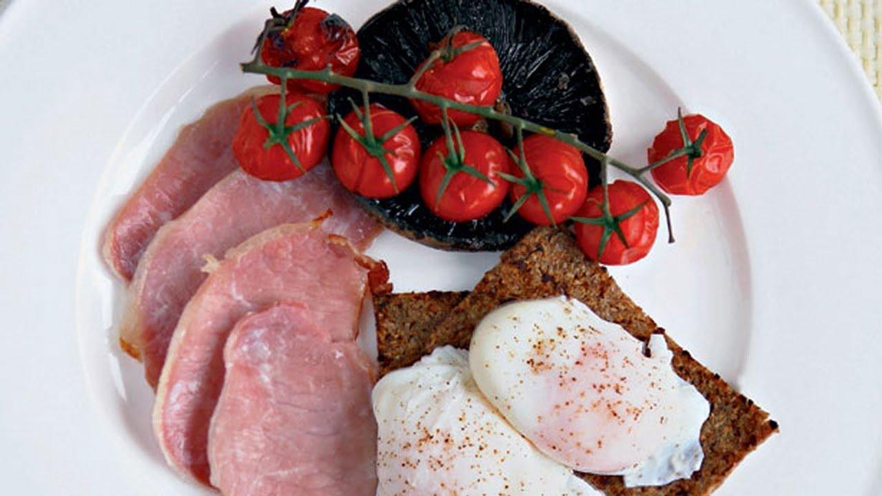 Кулинарный Рецепт на Английском с Переводом |  Настоящий Английский Завтрак - Мастер-класс